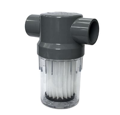 Inline Filter Strainer Cartridge Canister For Solar