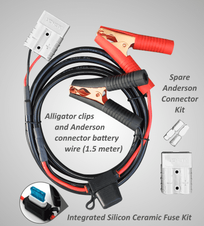 Chargemaster components